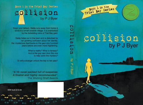 COLLISION print cover