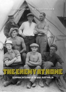 The Enemy at Home fron cover