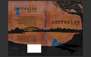 Corrosion, draft cover