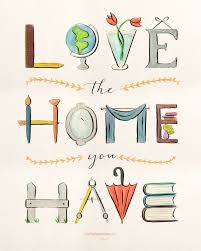 image love the home you have